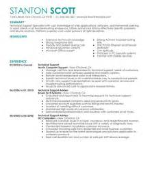 advisor resume template customer service advisor resume sle my resume