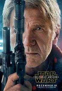 Poster Star Wars : star wars the force awakens character posters revealed ~ Melissatoandfro.com Idées de Décoration