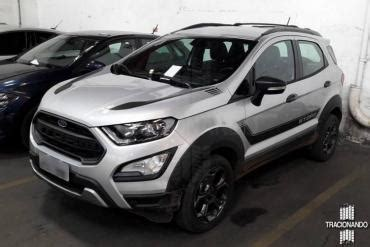 brazil ford ecosport storm   wheel drive leaked