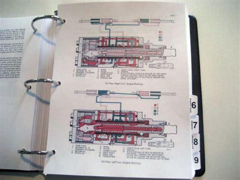 case ese super  loader backhoe service manual