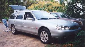 1998 Ford Mondeo Station Wagon
