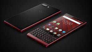 BlackBerry KEY2 Red Edition announced, available for pre ...  Red