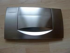 Geberit Drückerplatte 200f : geberit 200f dr ckerplatte in mattchrom wc ~ A.2002-acura-tl-radio.info Haus und Dekorationen