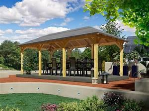 Holz Pavillon 3x4 Selber Bauen : pavillons berdachungen g nstig online kaufen lidl von ~ A.2002-acura-tl-radio.info Haus und Dekorationen