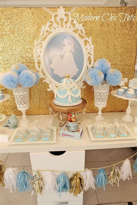 Cinderella Themed Party  Best Events Blog