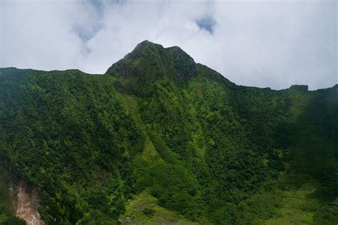 Mount Liamuiga, St. Kitts' Volcano Hike