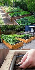 60 Diy Raised Garden Bed Plans  U0026 Ideas You Can Build