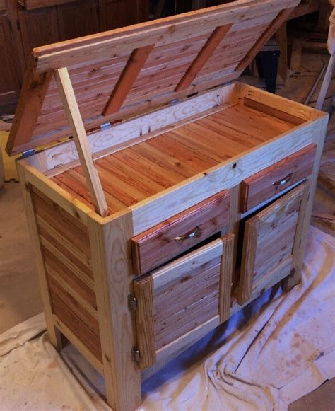 building cabinets out of pallets diy wood pallet cabinet ideas pallets designs