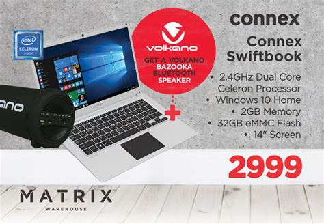 Amazing Tech Specials From Makro And Matrix Warehouse