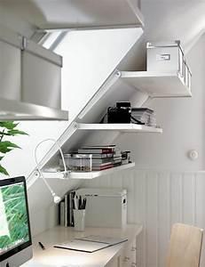Ikea Konsole Regal : ber ideen zu schreibtisch regale auf pinterest schreibtische stehpulte und ~ Markanthonyermac.com Haus und Dekorationen