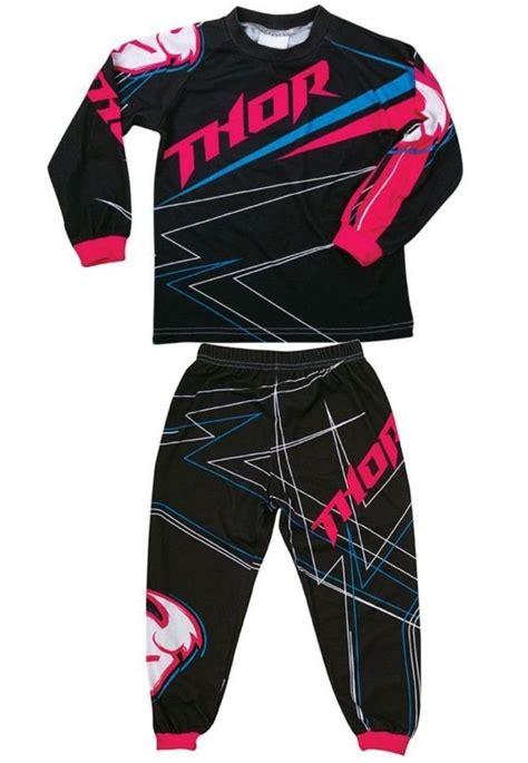 motocross gear for girls thor mx clothing 2015 stripe pink kids girls motocross