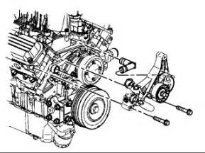 i have a 1997 pontiac grande prix with a 3800 engine the With need a diagram for installation of the drive belt for my 99 oldsmobile