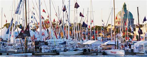 Annapolis Boat Show Parking by Visit Annapolis Events