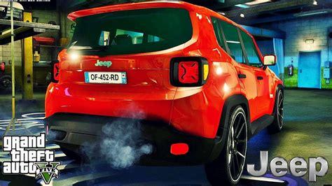 jeep renegade tuning jeep renegade tuning gta v msi geforce gtx 1080 ti gaming x
