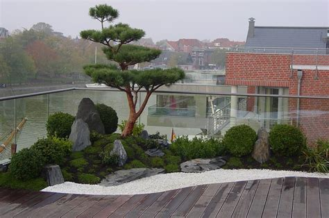 Japanischer Garten Auf Dachterrasse japanischer garten auf dachterrasse traumhaftes wohnen im