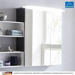 Spiegelschrank 60 Cm Led : marlin 3090 cosmo spiegelschrank 60 cm mit led oberboden impuls home ~ Bigdaddyawards.com Haus und Dekorationen