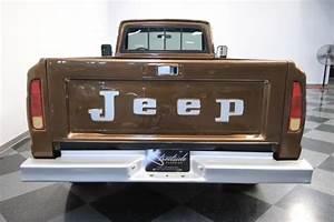1988 Jeep J10 4x4 Pickup Truck 360 V8 3 Speed Automatic