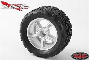 Rc4wd Locker Beadlock Wheels For Traxxas Revo  U0026 T