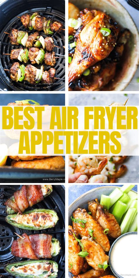 fryer air appetizers recipes avocado constantly updated