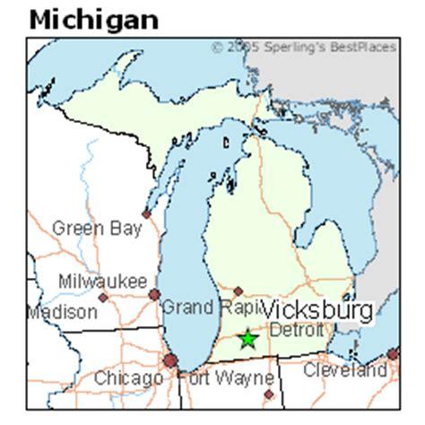places    vicksburg michigan