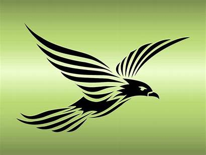 Eagle Vector Animal Cool Logos Tattoo Template