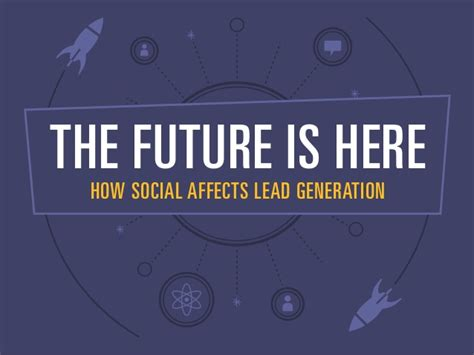 future    social affects lead generation