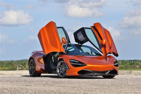 Mclaren 720s Delivery First Drive And Photodrone Gallery
