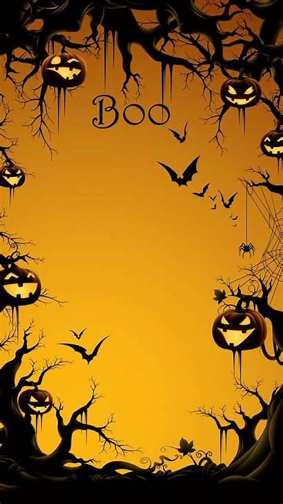 Halloween Iphone Wallpapers Boo Bats Mejores