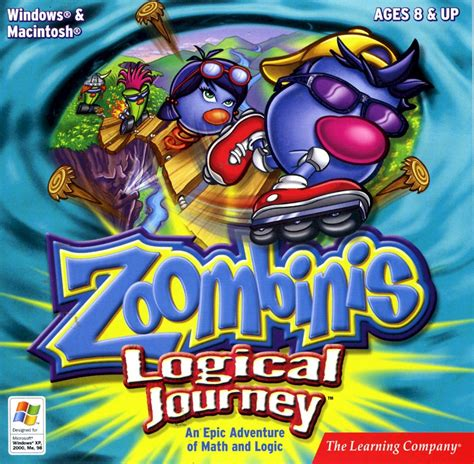 Logical Journey Of The Zoombinis Game Giant Bomb