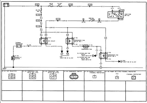 2001 Mazda 626 Fuel Wiring Diagram by 2001 Mazda Millenia S Cooling Fans Wont Work