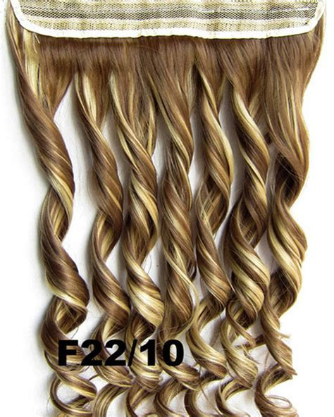 24 Inch Women Splendid Body Wave Curly Long One Piece 5