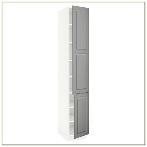12 Deep Pantry Cabinet