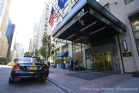 Loews Regency Hotel New York Business Travel