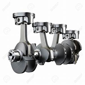Crankshaft- Parts Of An Engine