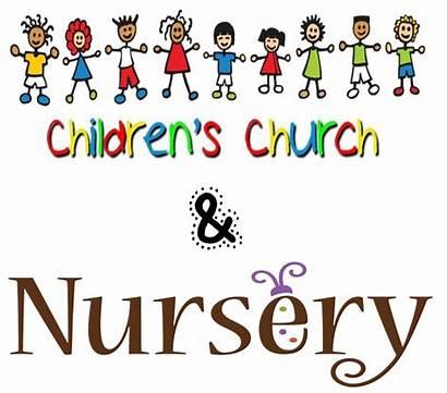 Nursery Church Childrens Registration Children Sign Volunteer