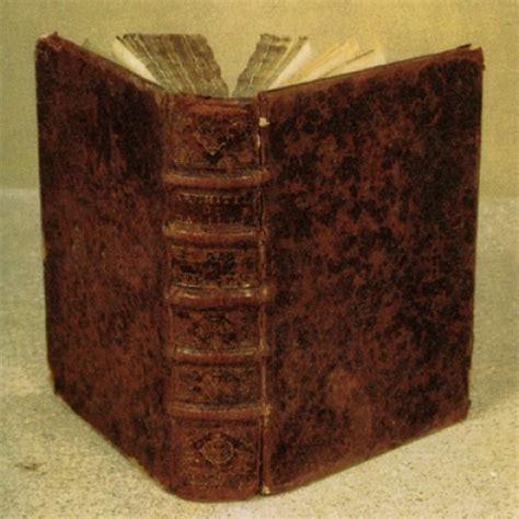 Livre De Cuisine Ancien Escoffier by Restauration D Un Livre Ancien 224 Reliure Cuir