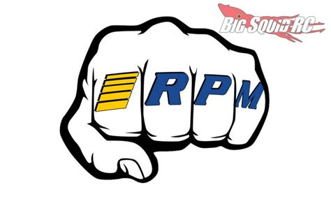 """All New Rpm """"fist"""" Logo Decal Sheets « Big Squid Rc"""