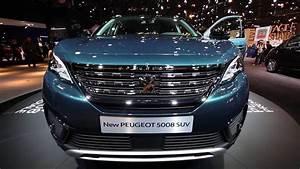 Peugeot 5008 2016 : news peugeot 5008 suv paris motor show 2016 youtube ~ Medecine-chirurgie-esthetiques.com Avis de Voitures