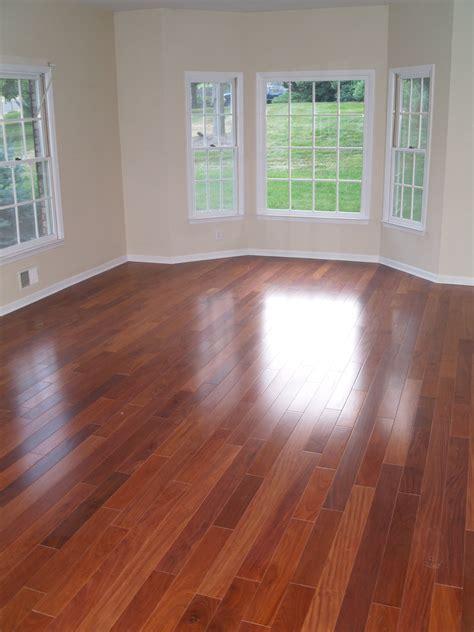 solid santos mahogany red cabreuva hardwood flooring