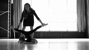 Olga Kuraeva [training girls] - YouTube