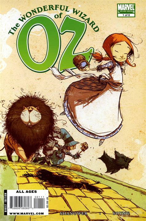 The Wonderful Wizard Of Oz  Marvel Comics  Comics My Mom