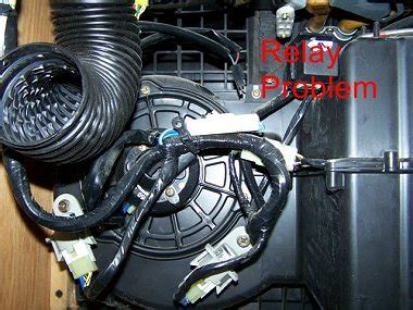 dash a c and heater blower fan problem irv2 forums