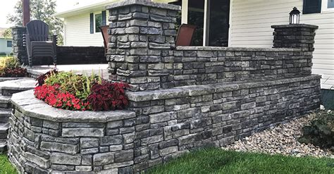 Retaining Wall Products by Concrete Retaining Wall Blocks Concrete Products