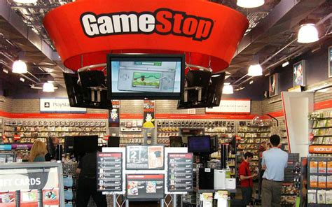 GameStop Crashes After Surprise Fall In Holiday Video Game ...