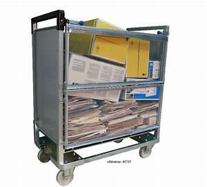 1 Patronal La Poste : chariot ergonomique fond auto l vateur pour objets en ~ Premium-room.com Idées de Décoration