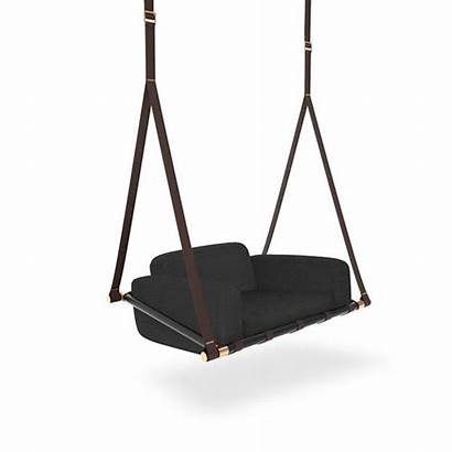 Swing Leather Hanging Modern Sofas Chairs Living