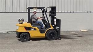 Cat Forklift P6000 - Used
