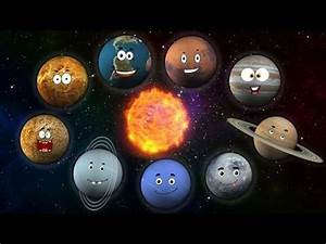 Planets Song | Space | Pinterest