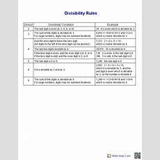 Division Worksheets  Printable Division Worksheets For Teachers