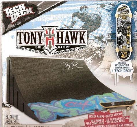 Tony Hawk Tech Deck by Tech Deck Tony Hawk Big Rs Big Quarter Sporting Goods